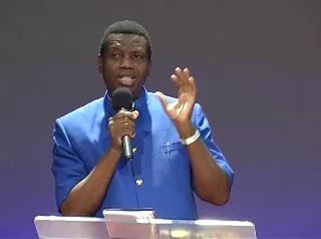 Pastor Enoch Adeboye, General Overseer of the Redeemed Christian Church of God (RCCG),reveals only way COVID-19 can disappear completely