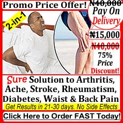 Arthritis Classified advert