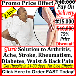 Arthritis Classified advert