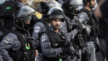 Isreali Police [Photo: Public Radio International]