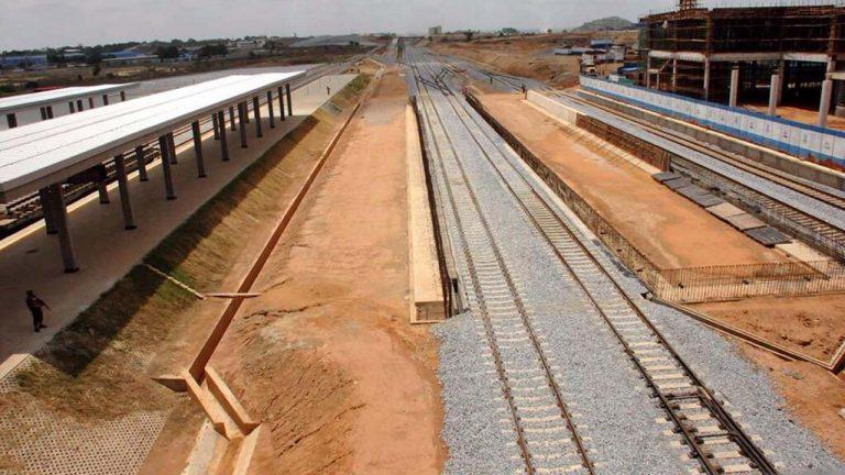 Lagos- Ibadan railway (Photo Credit: SilverBird)