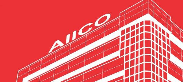 AIICO graphic building used to tell the story. [PHOTO CREDIT: Information Nigeria]