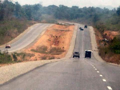Kaduna-Abuja highway