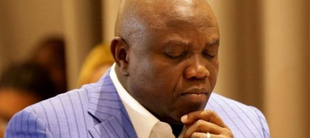 Akinwunmi Ambode, former Lagos governor [Photo: BBC]
