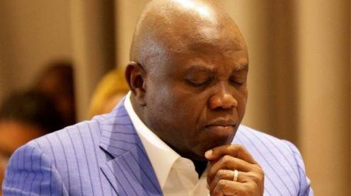 Akinwunmi Ambode, former Lagos governor [Photo: BBC]