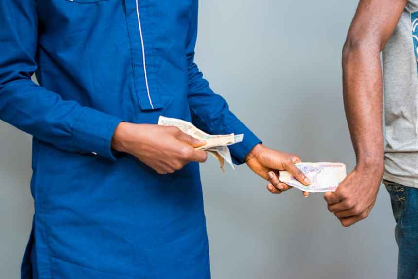 The higher the risk, the less likely that young, educated Ghanaians will get involved in corruption. [The Conversation - i_am_zews/Shutterstock ]