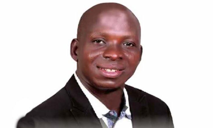 The suspect, Hamisu Bala (Alhaji Wadume)