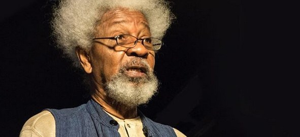 Nobel laureate Wole Soyinka. [PHOTO CREDIT: Wole Soyinka Centre for Investigative Journalism]