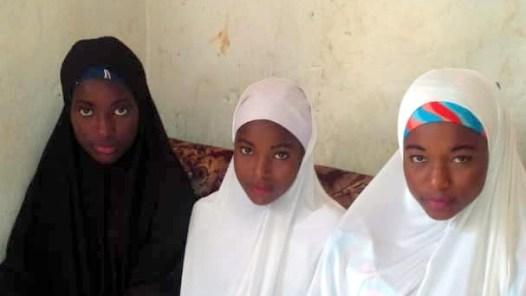 Raiat, Zaliha and Fatima are among the abductees.