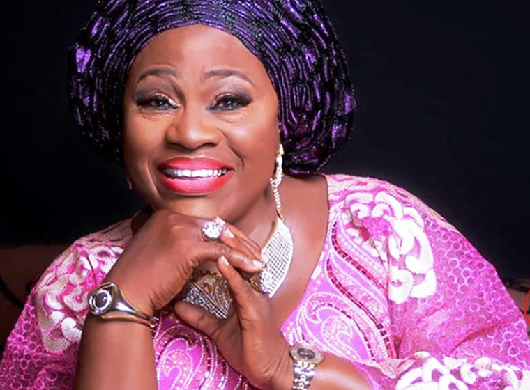 The actress said this at an event in Ibadan organised to kick off the launch of a series of events to celebrate her 77th birthday in October.