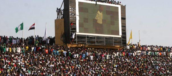 Ahmadu Bello Stadium, Kaduna [Photo: NFF]
