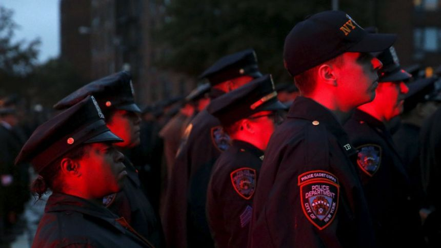 New York Police Department (NYPD). [PHOTO CREDIT: CNN]