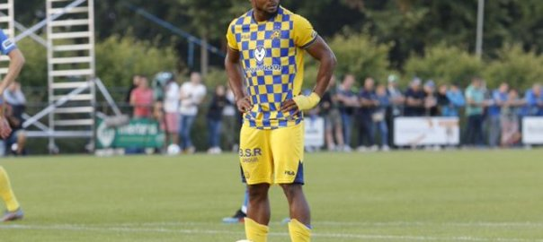 Nigerian striker Chikeluba Ofoedu