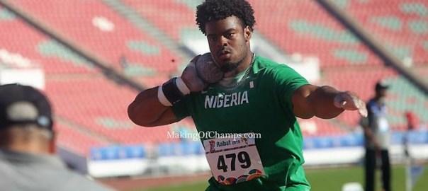 Chukwuebuka Enekwechi (Photo Credit: Making Champions)