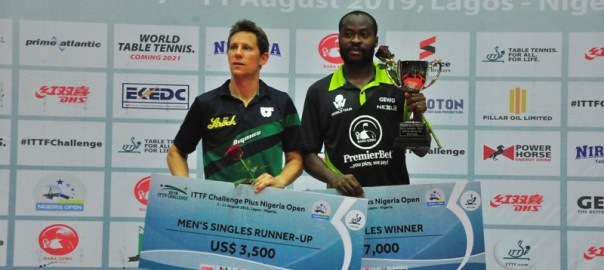Aruna Quadri wins again