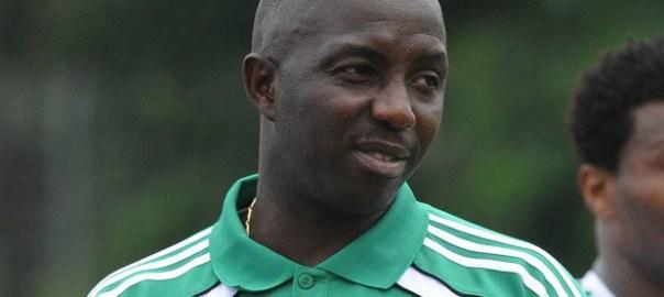 Samson Siasia, Nigerian ex-footballer and ex-coach