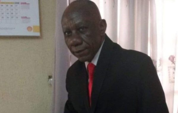 The suspect, Shedrack Ejinwa
