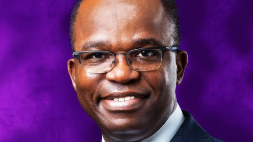 Tokunbo Abiru (MD, Polaris Bank)