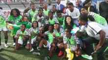 Nigeria Falconets