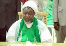 Ibrahim El-Zakzaky, the Shiite leader in Nigeria