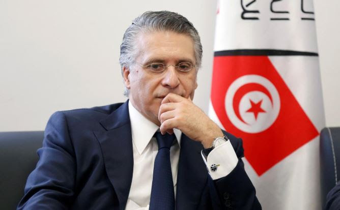 Tunisia's Karoui still presidential candidate despite arrest –...