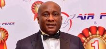 Air Peace Airlines, Allen Onyema