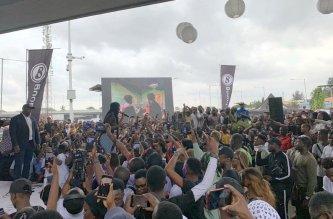 Tiwa Savage: Photo by Universal Music Group