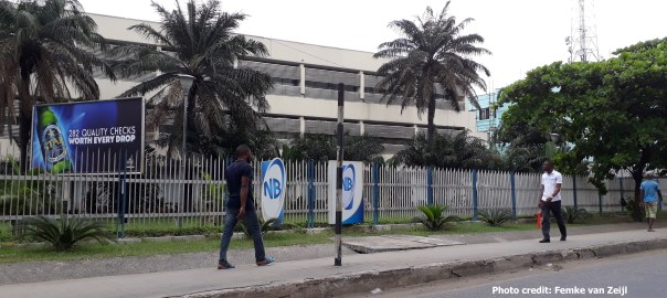 Nigerian Breweries HQ