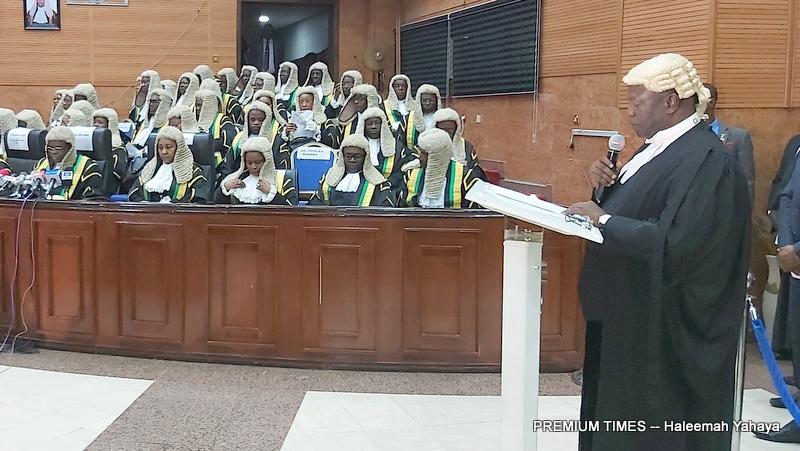 Nigerians lawyers