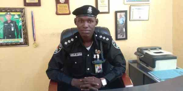 Kano police spokesperson, DSP, Haruna Abdullahi.