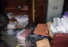 Broken office