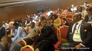 Participants at IMTC Africa 2019 conference.