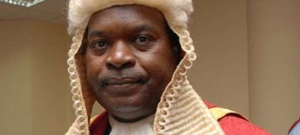 Chief Judge of FCT High Court, Ishaq Bello.