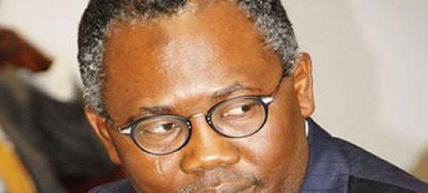 Late Mohammed Adoke