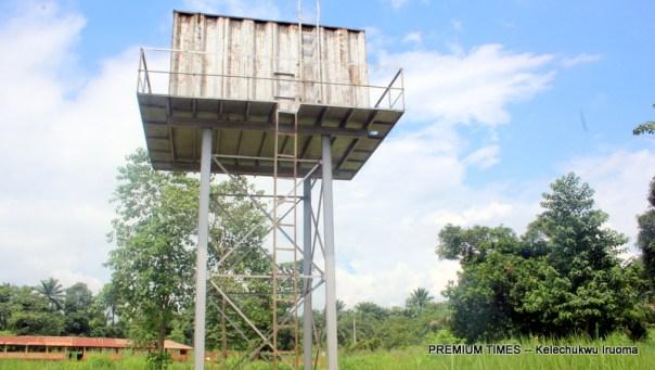 Isi Ugwu community borehole constructed, non-functional and abandoned