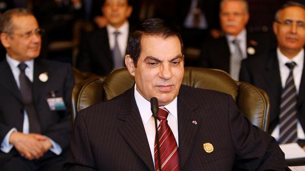Tunisia allows ex-dictator Ben Ali to be buried at home