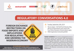 Regulatory Conversations