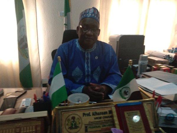 The Vice Chancellor (1)