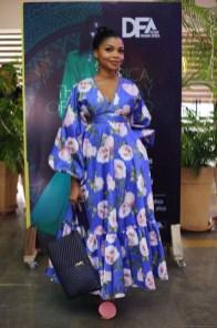 Aolaji Ayinde of Nouva couture