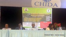 A cross section of dignitaries at the ongoing 2nd ICMRP conference in Abuja, Nigeria.