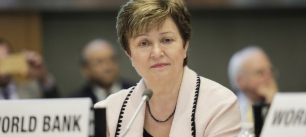 Kristalina Georgieva, New IMF Managing Director (Photo Credit: Emerging Europe)