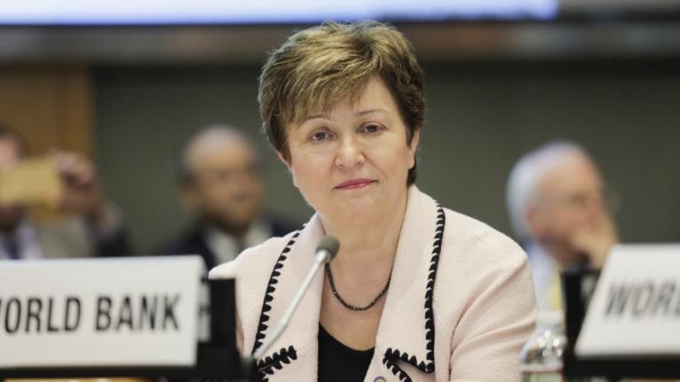 Kristalina Georgieva, New IMF Managing Director (Photo Credit: Emerging Europe)