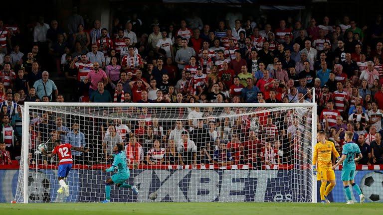 Ramon Azeez goal against Barcelona