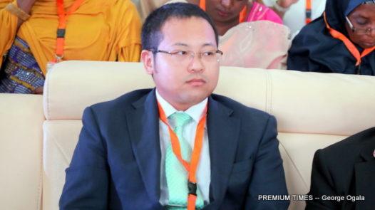 Ambassador of Japan to Nigeria, Yukuta Kikuta