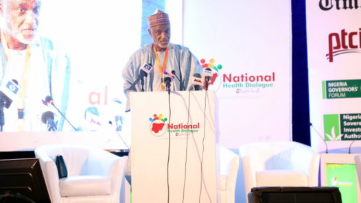 Muhammad Dogo, Former NHIS chairman - Achieving UHC in Nigeria