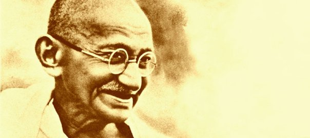 Mahatma Gandhi [Photo: Times of India]