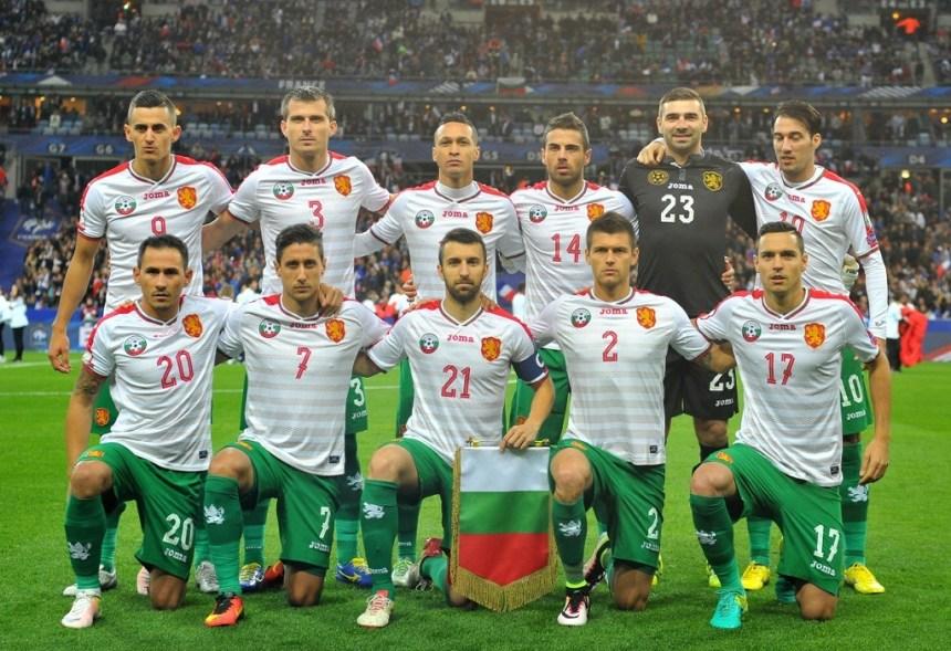 Bulgaria National Team [Photo: goalzz.com]
