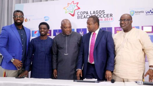 Copa-Lagos Organisers