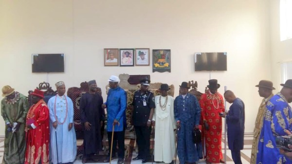Bayelsa, Kogi, 'difficult states to conduct elections' - INEC