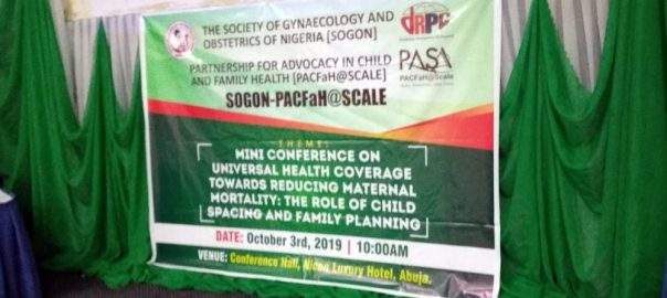 Health experts discuss reducing Nigeria's high maternal mortality rate using family planning